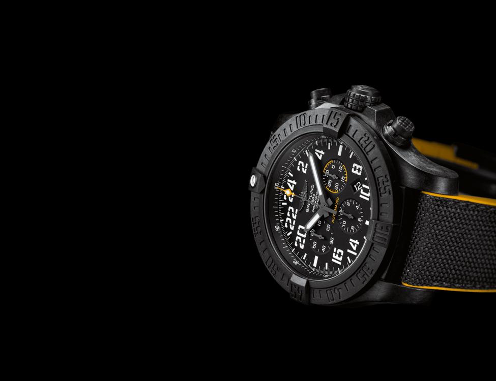 Breitling For Bentley >> Avenger Hurricane - Breitling - Instruments for Professionals
