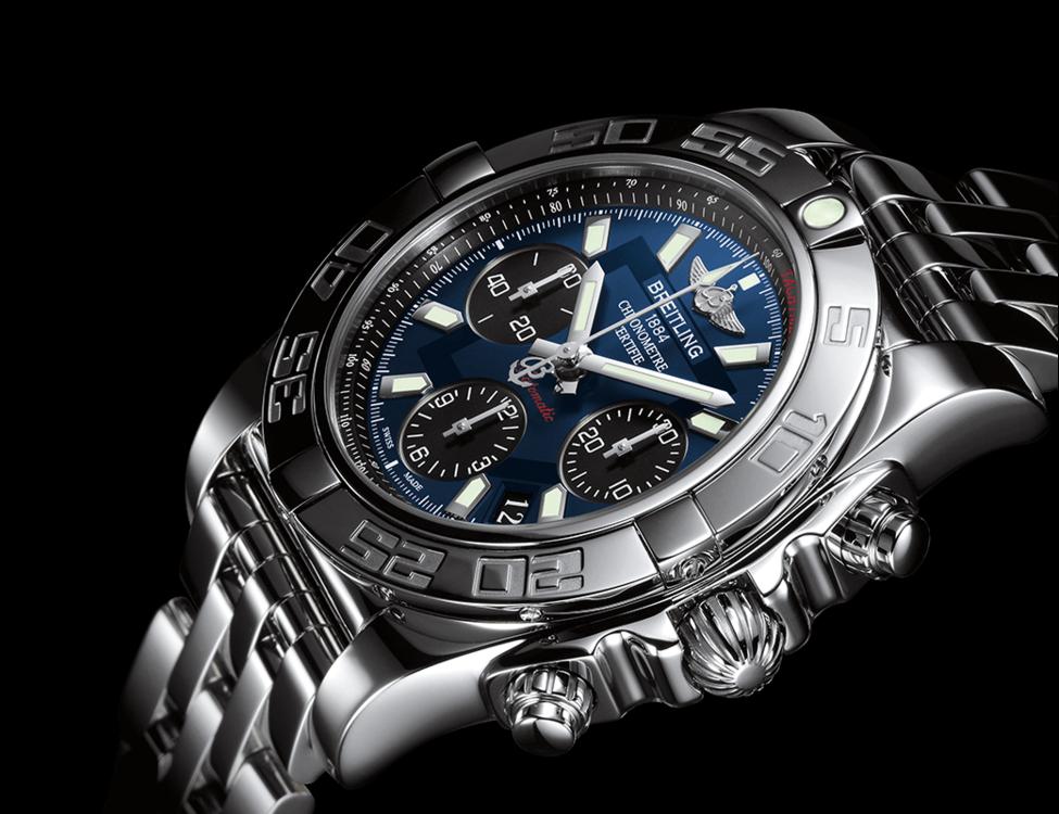Breitling For Bentley >> Breitling Chronomat 41 - Swiss selfwinding chronograph