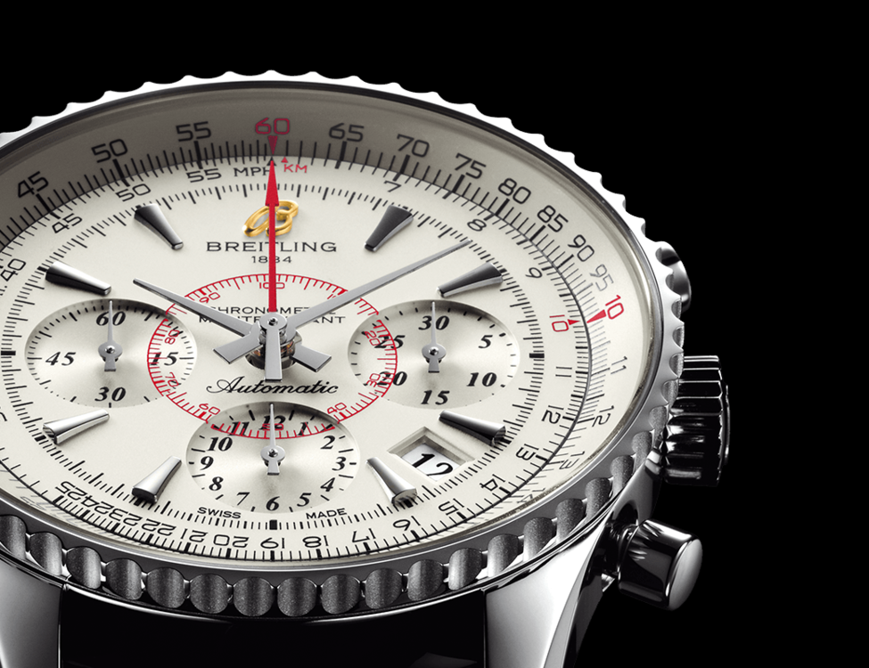 Breitling For Bentley >> Breitling Montbrillant 01 - Swiss selfwinding chronograph