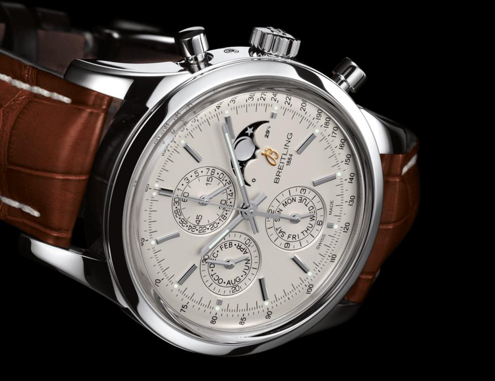 Breitling Bentley Watch >> Breitling Transocean Chronograph 1461 - Complication watch