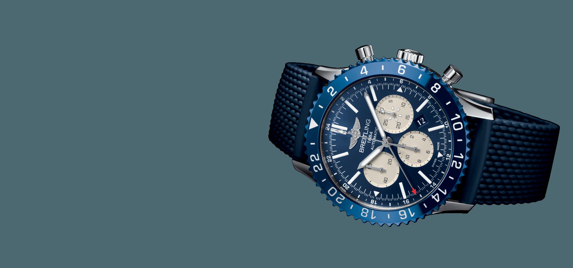 Breitling 百年灵航空飞行计时B04腕表