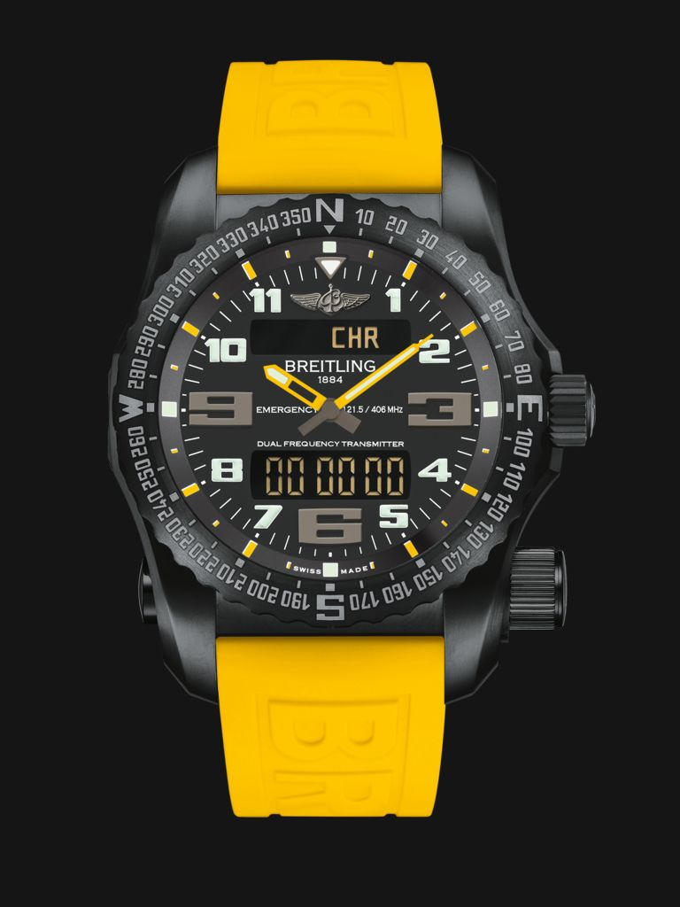 Emergency Night Mission - Breitling