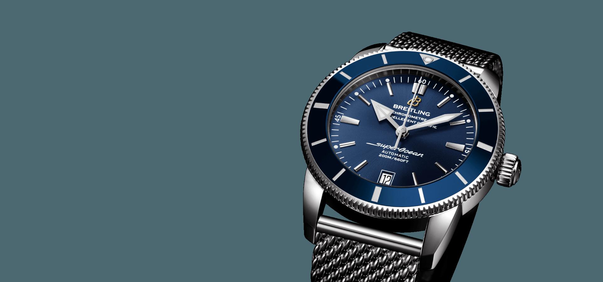 Breitling Superocean Héritage II 42