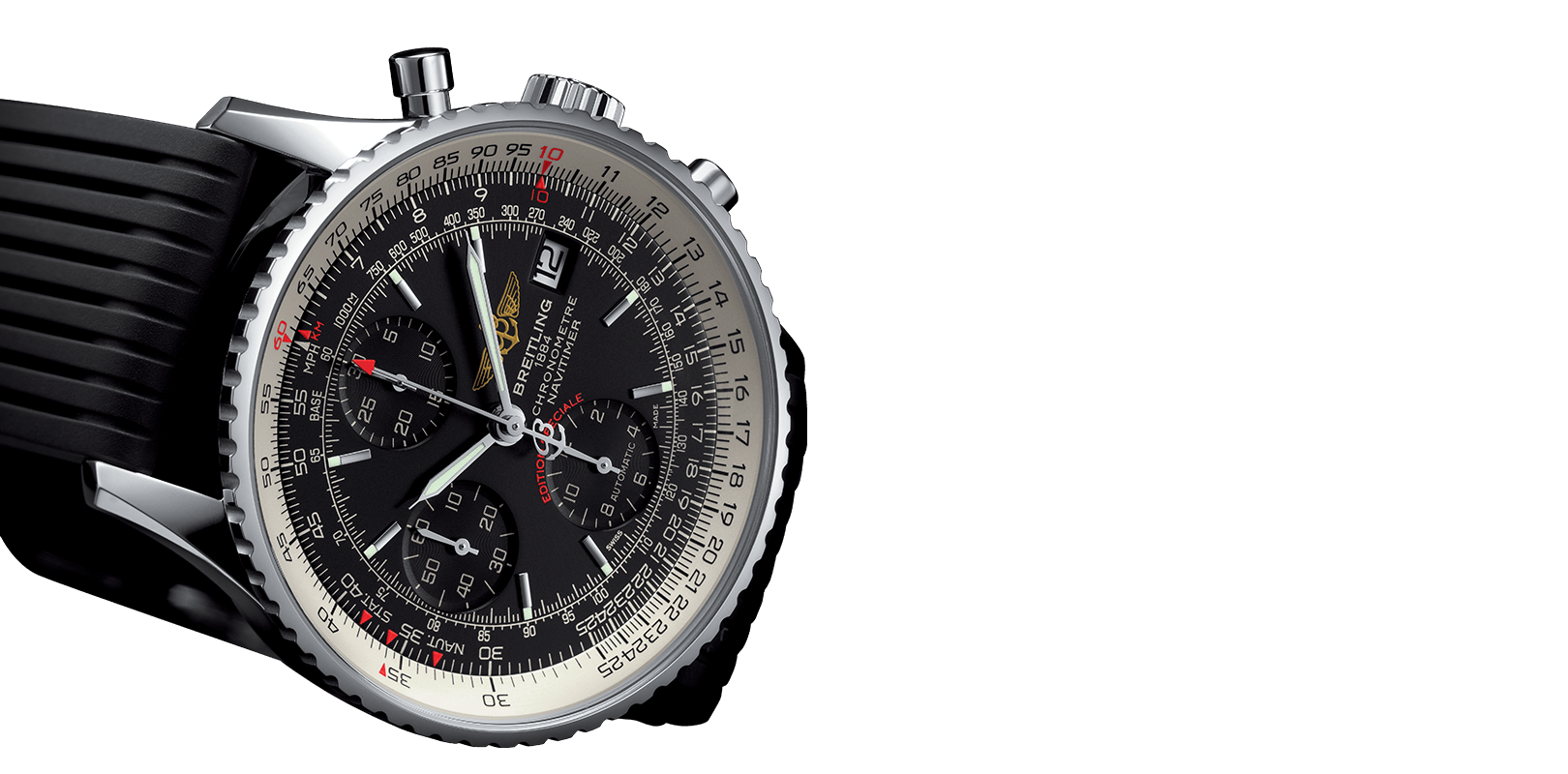 Breitling 1884 bentley motors special edition breitling for Breitling watches bentley motors special edition a25362