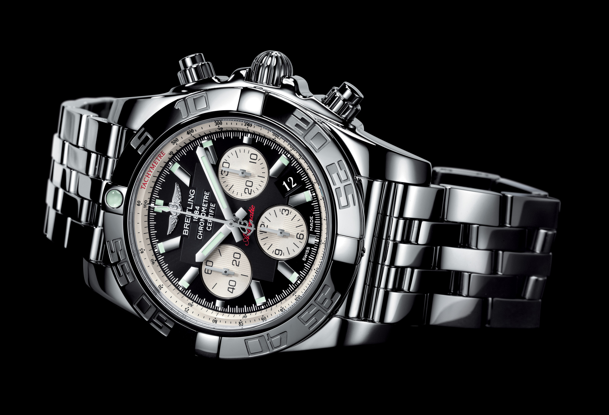 Breitling chronomat 44 automatikchronograf f 252 r piloten