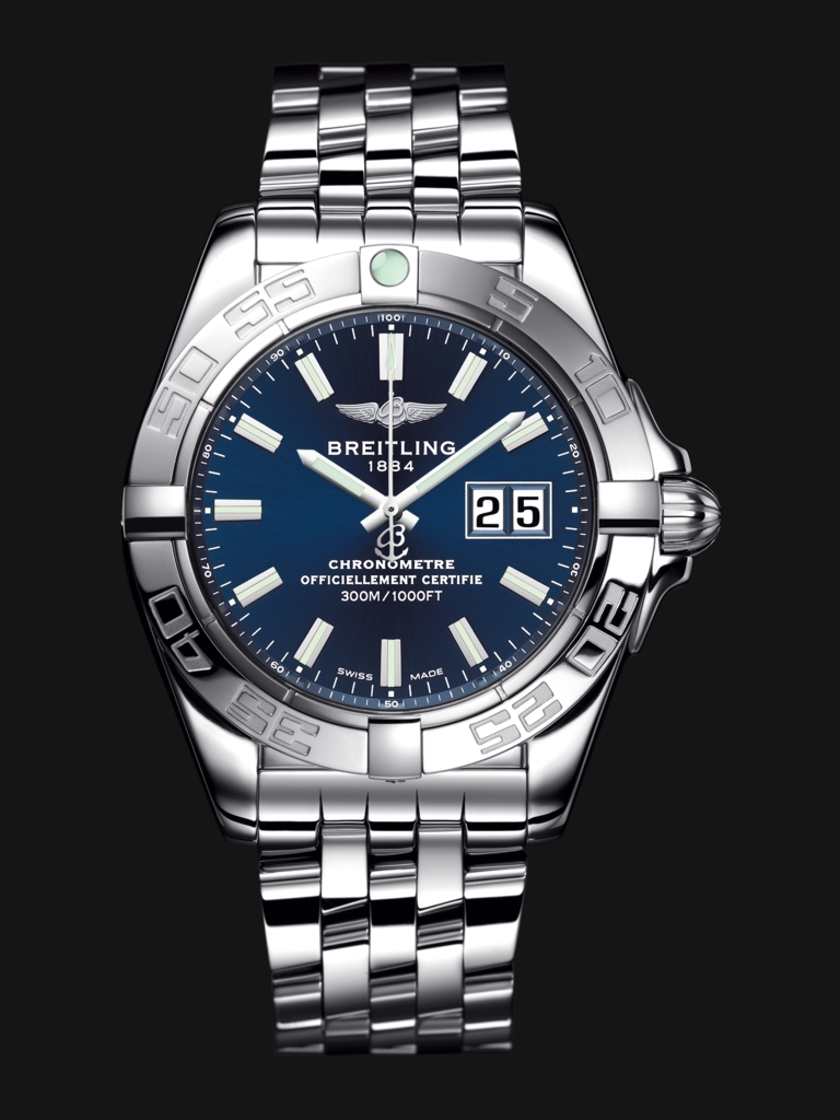 Nachbau James Bond Omega Seamaster