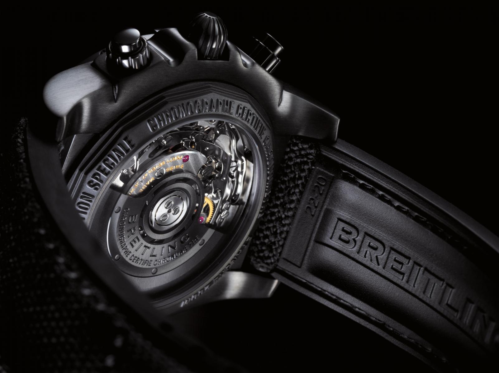 Breitling Chronomat Military