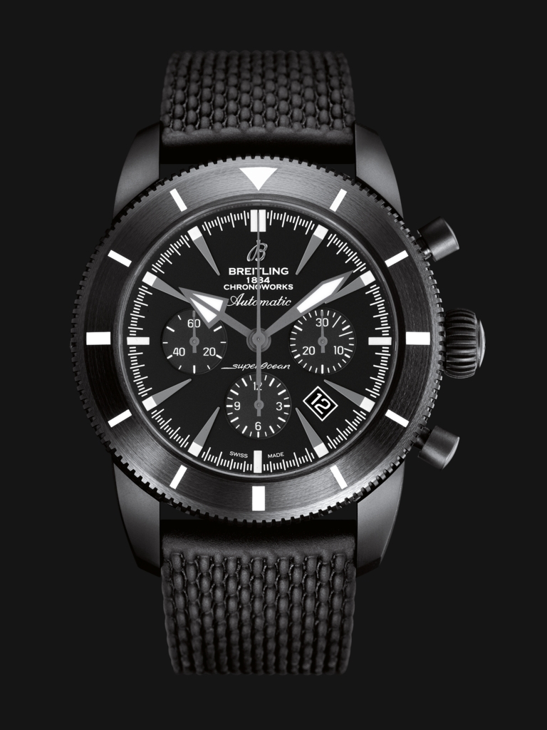 Superocean H 233 Ritage Chronoworks 174 Breitling Instruments