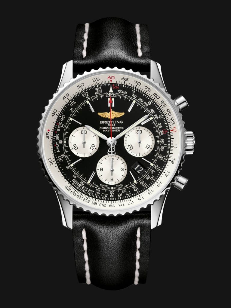 Breitling Navitimer 01 Mechanical Pilot S Watch