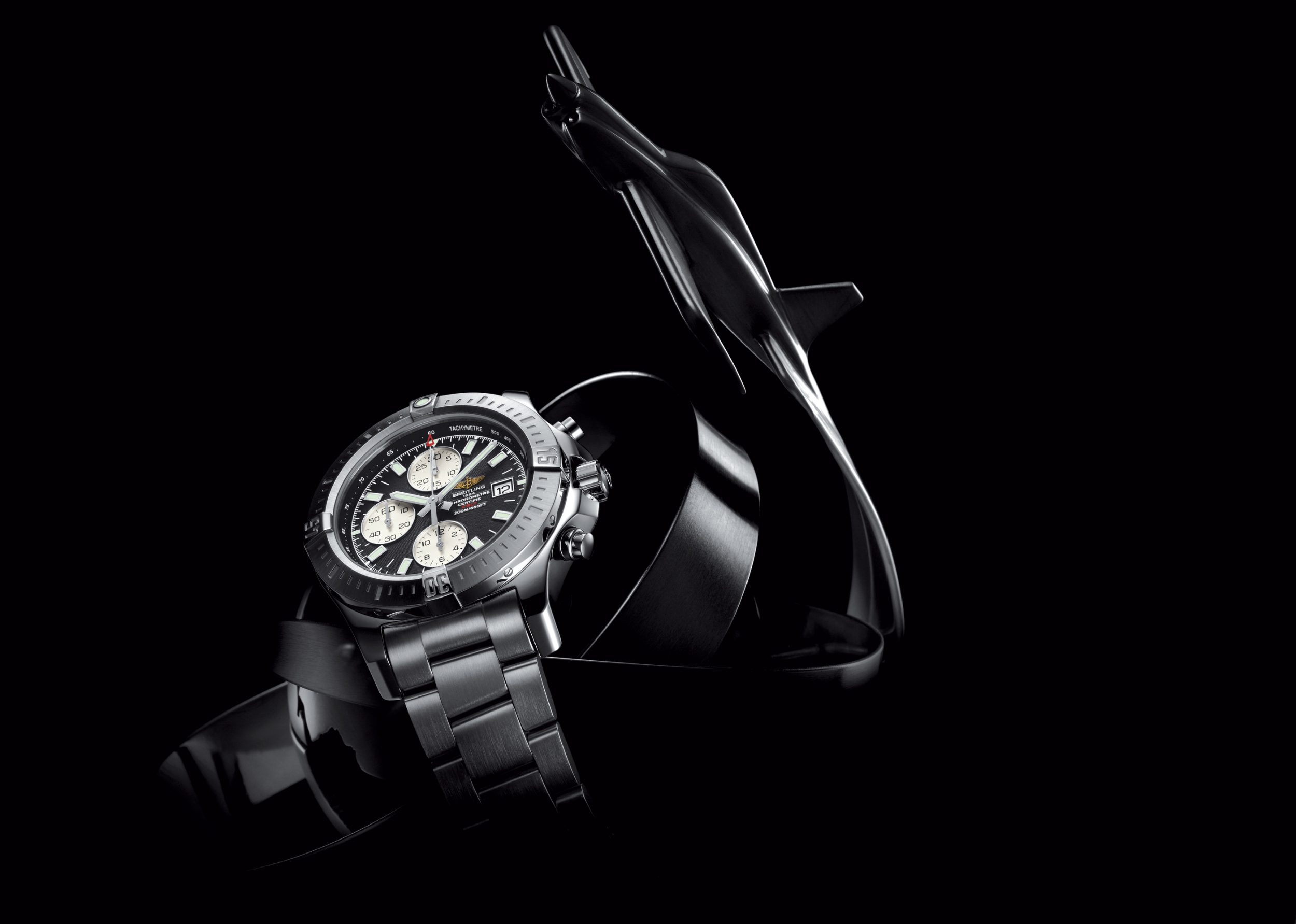 Breitling Colt Chronograph Black