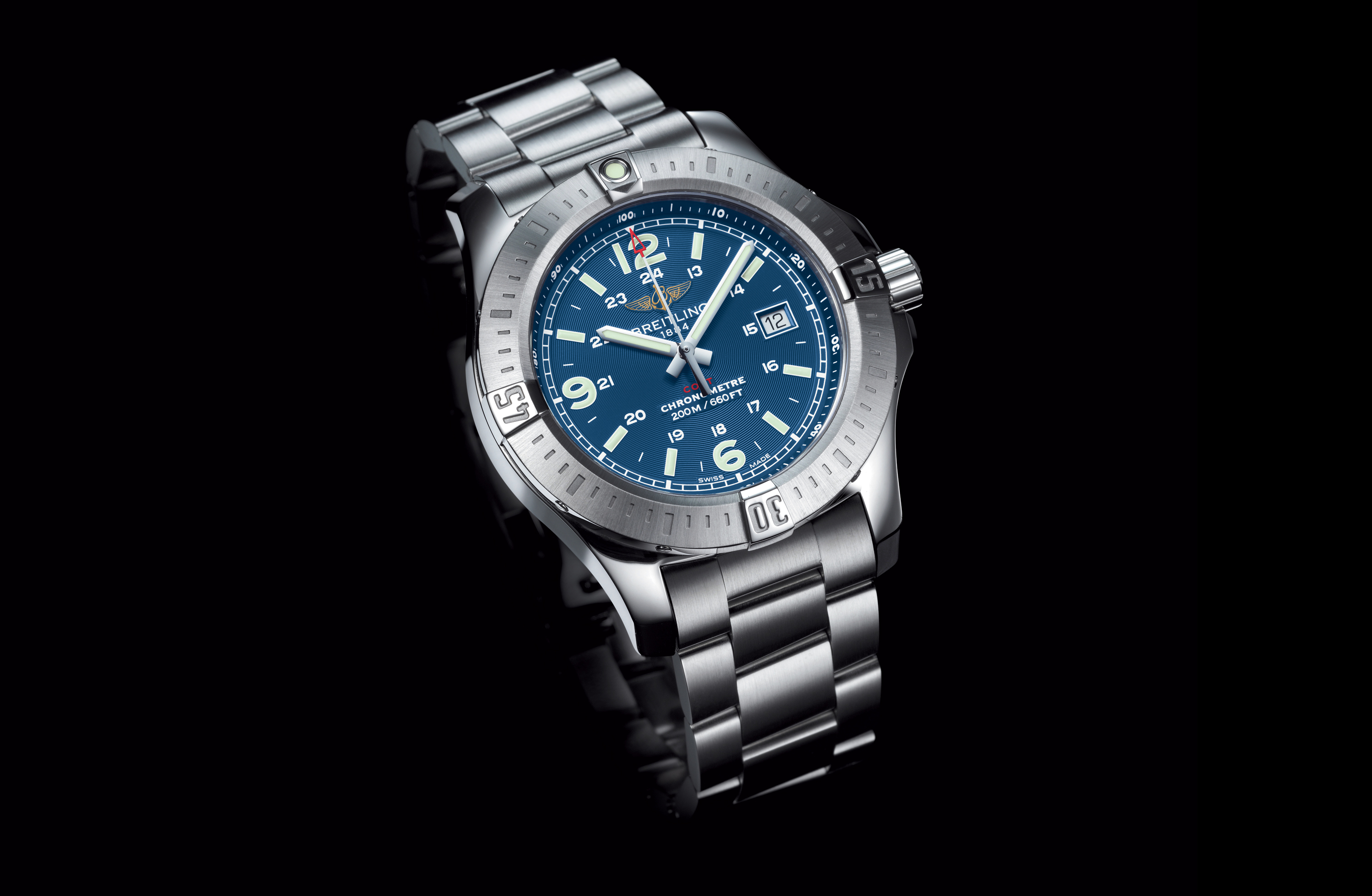 Breitling Colt Watch Loan Review North Scottsdale Loan
