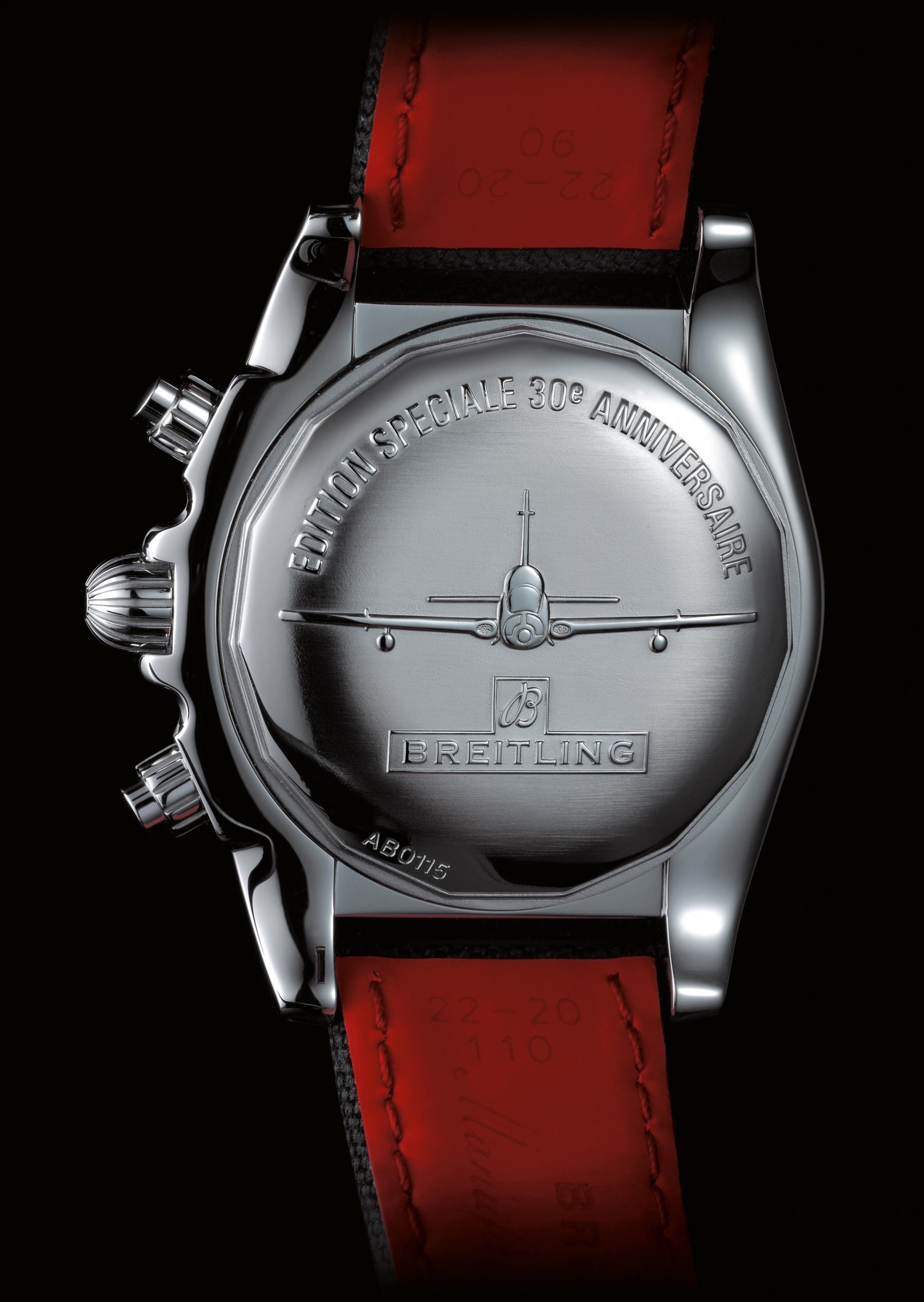 Breitling Chronomat Airborne