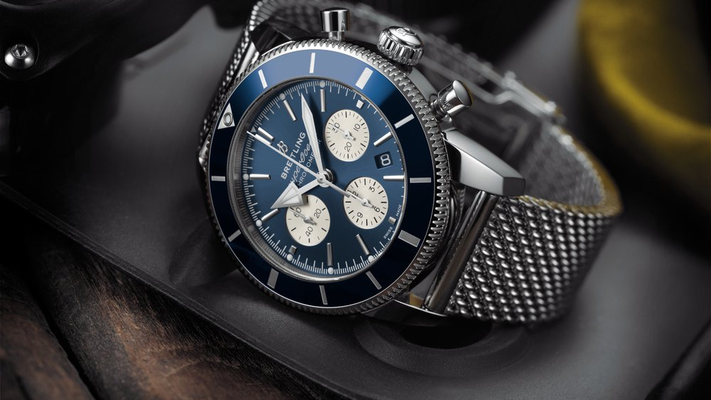 new breitling they perfect unique anniversary replica give waterproof characteristic of appearance logo symbolic but ii keep also and celebrating watches superocean cheap heritage for the
