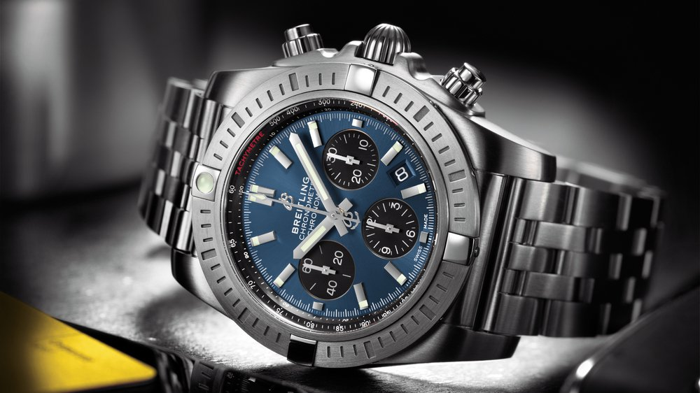 News Breitling Chronograph Chronomat B01 44