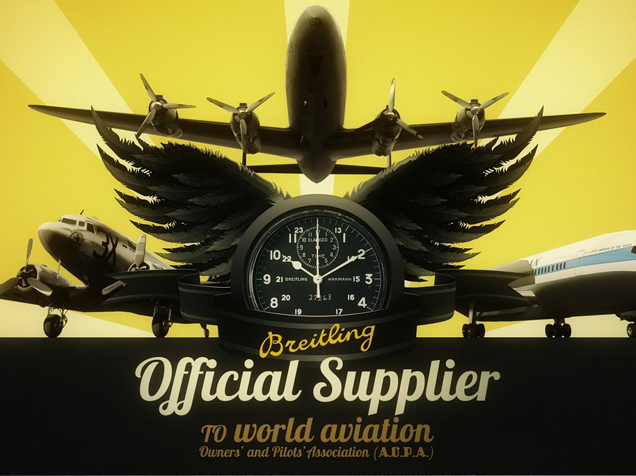The authentic partner of aviation