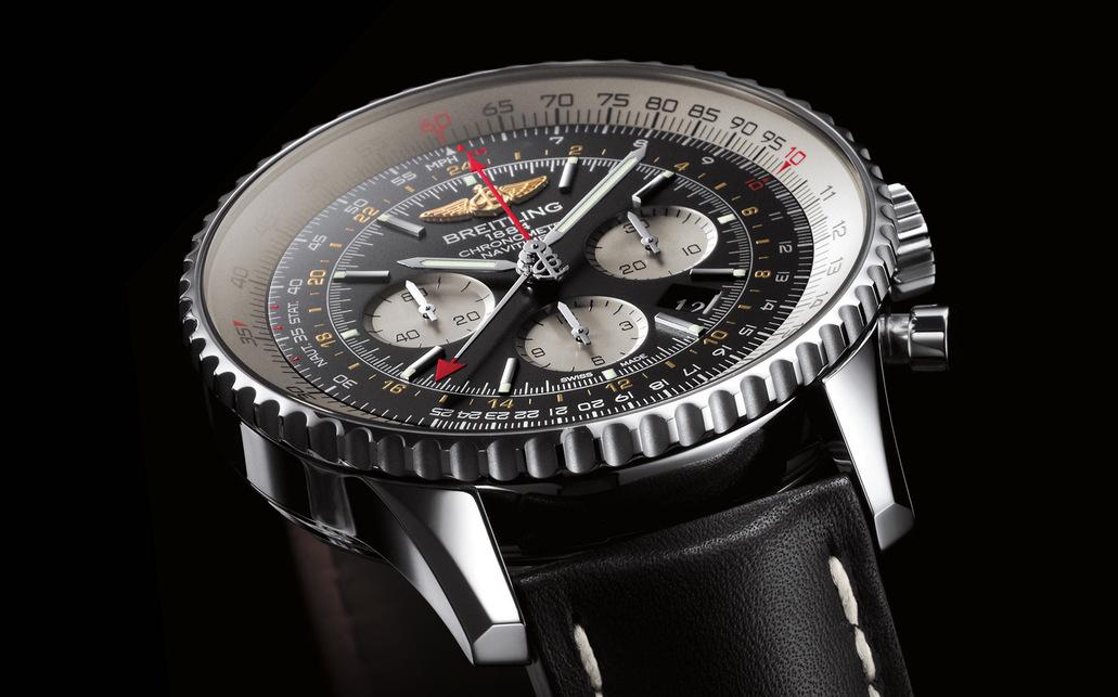 航空计时世界时间腕表