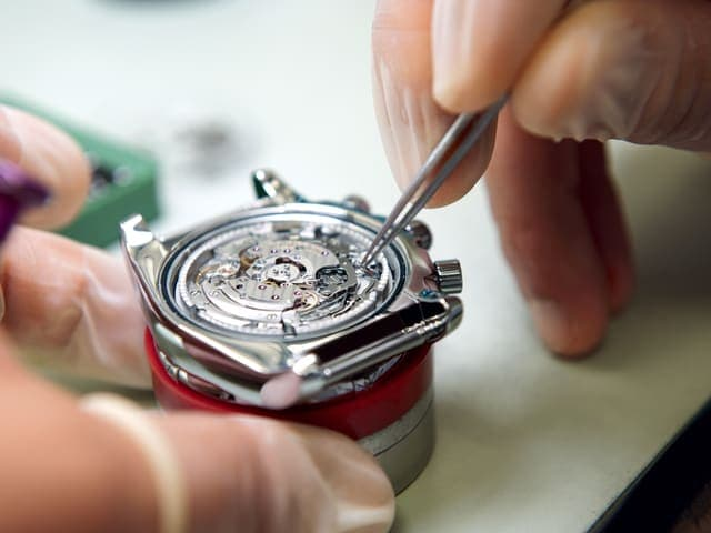 Breitling - Casing up