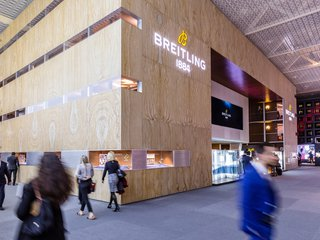 Breitling confirme sa participation à Baselword 2019