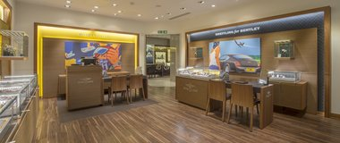 Breitling Boutique Manchester, St. Ann in MANCHESTER | Breitling - MANCHESTER, UNITED KINGDOM - Breitling Boutique Manchester, St. Ann