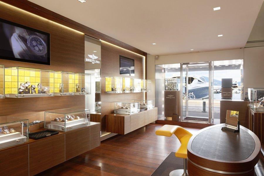 2a4598f3e68e Breitling Boutique Saint-Tropez in SAINT-TROPEZ