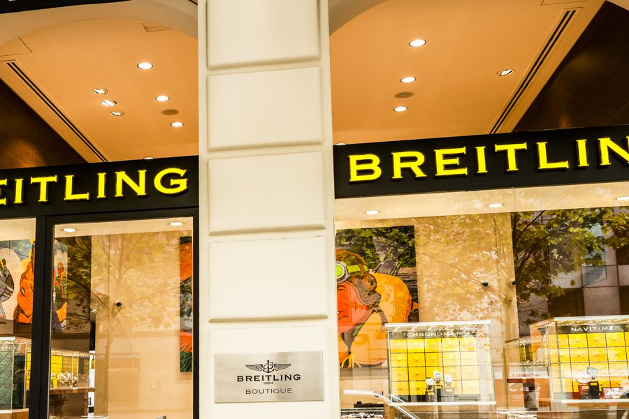 Breitling Boutique Madrid