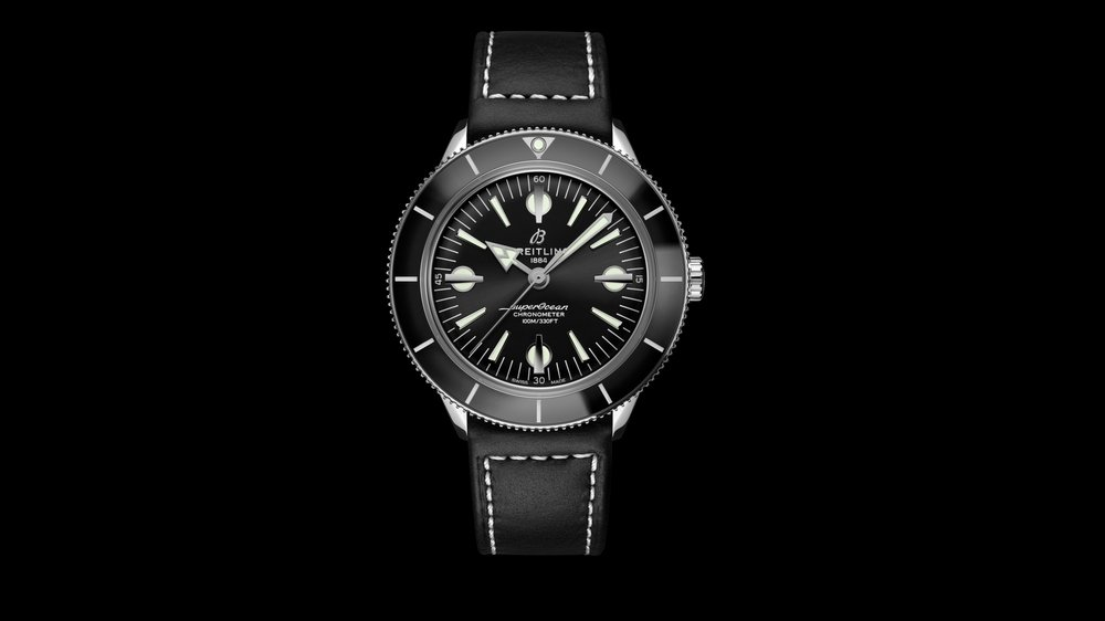 The Breitling Superocean Heritage '57 Capsule Collection