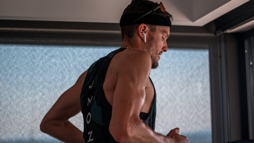 Breitling Triathlon Squad Member Jan Frodeno Stays on His Mission