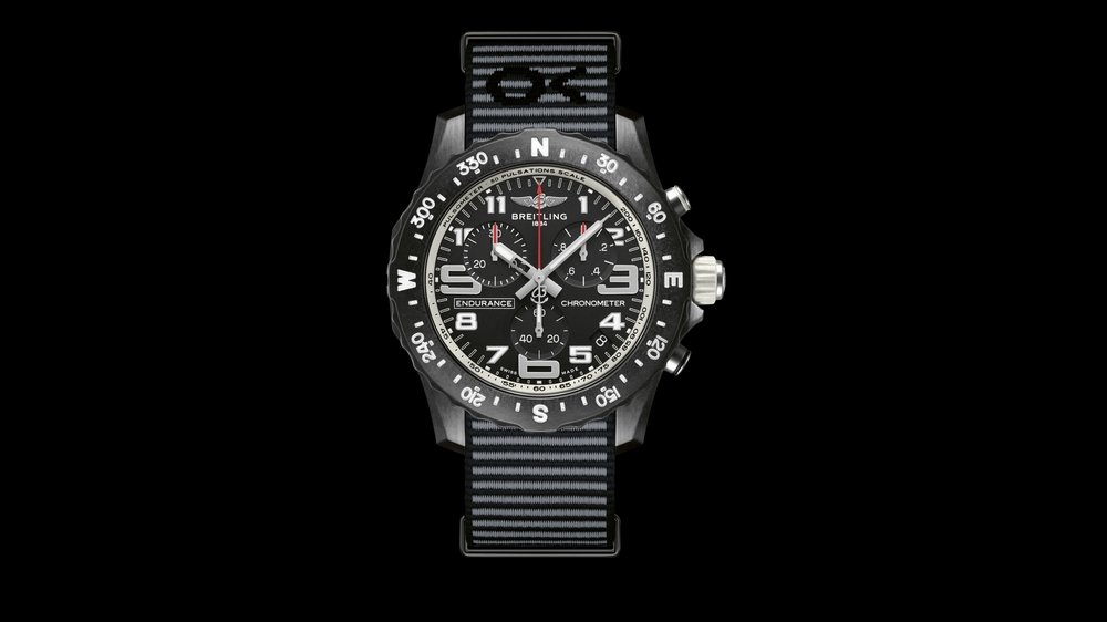 The New Breitling Endurance Pro