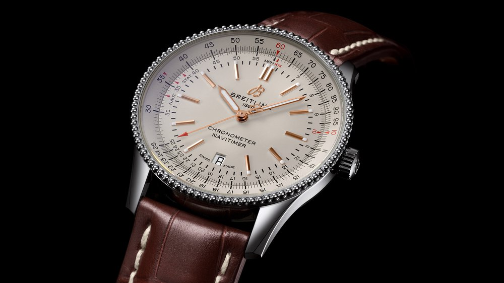 The Breitling Navitimer Automatic 41