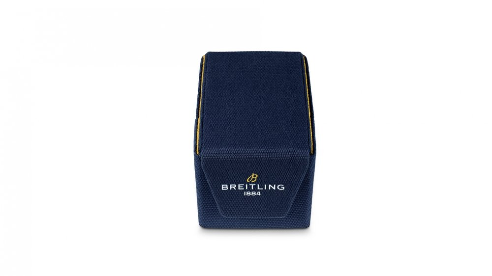 Breitling Launches Innovative, Sustainable Watch Box Created Entirely from Upcycled Plastic Bottles