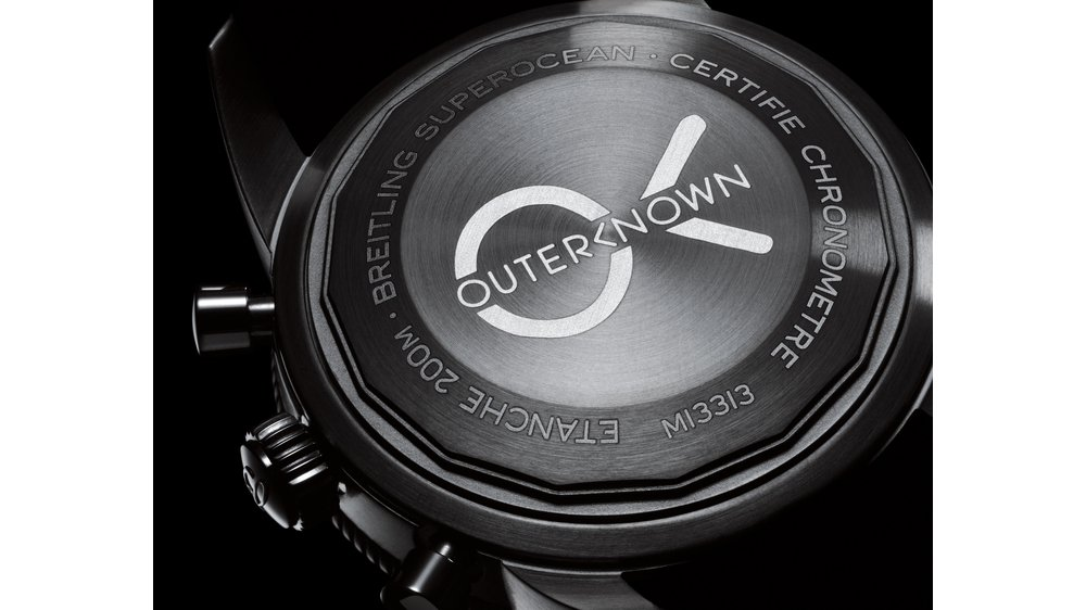 THE BREITLING SUPEROCEAN HERITAGE CHRONOGRAPH 44 OUTERKNOWN