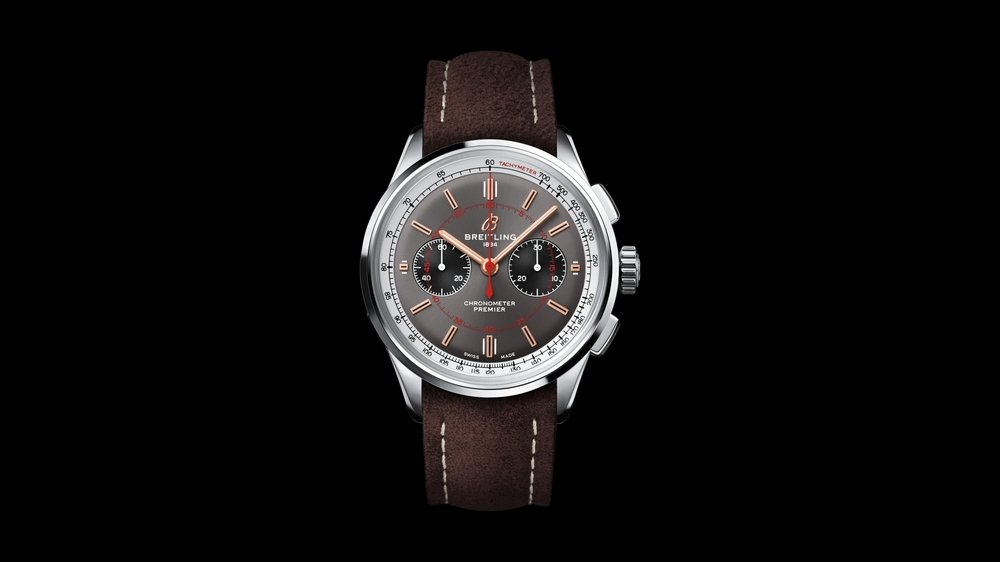 Breitling Lanciert In Biarritz Seine Wheels And Waves Limited Edition