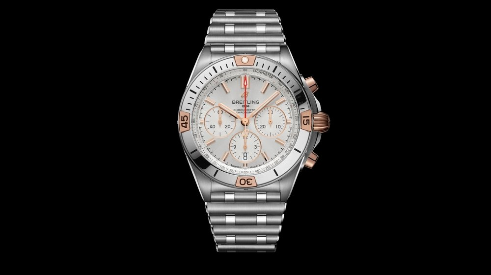 The New Breitling Chronomat Collection