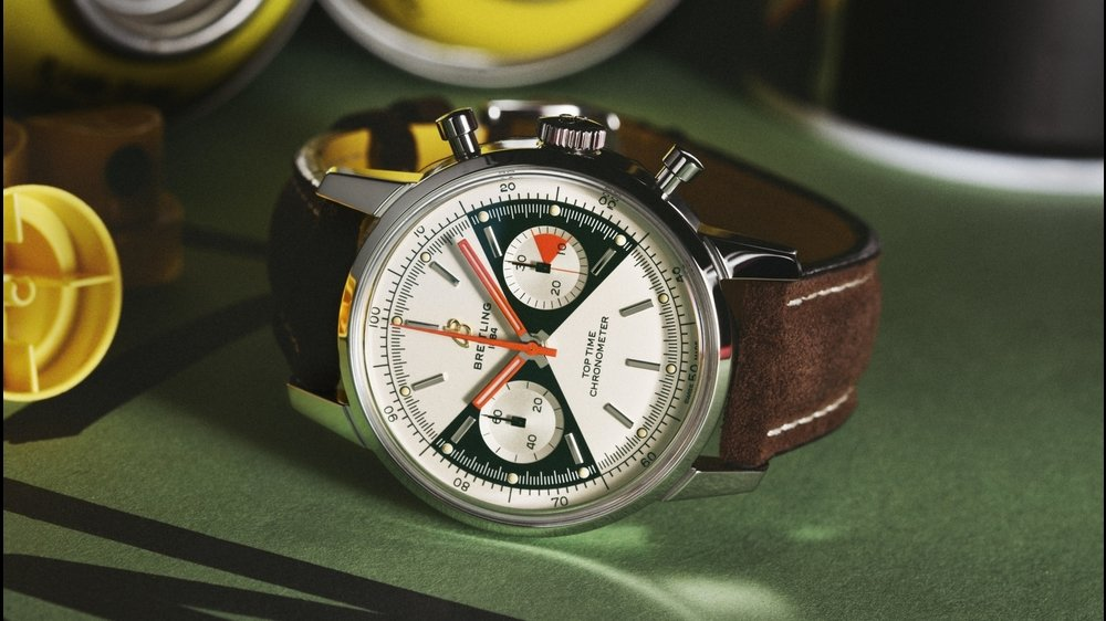 The Breitling Top Time Limited Edition