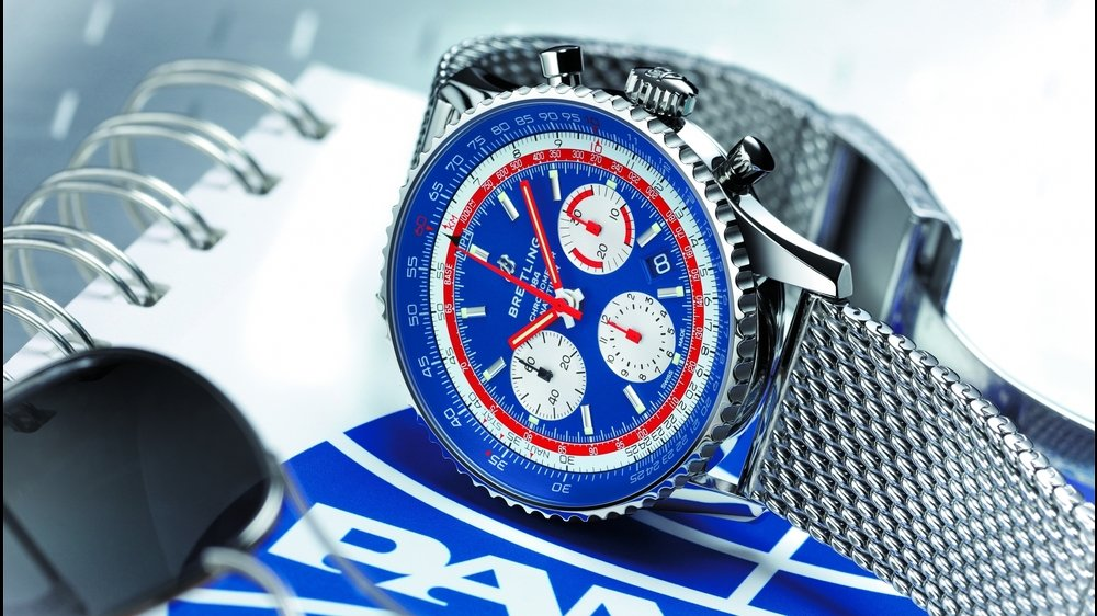 NAVITIMER 1 B01 CHRONOGRAPH 43 PAN AM EDITION