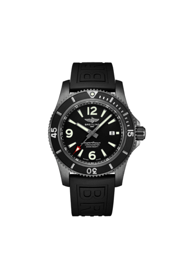 Superocean Automatic 46 Black Steel - M17368B71B1S1