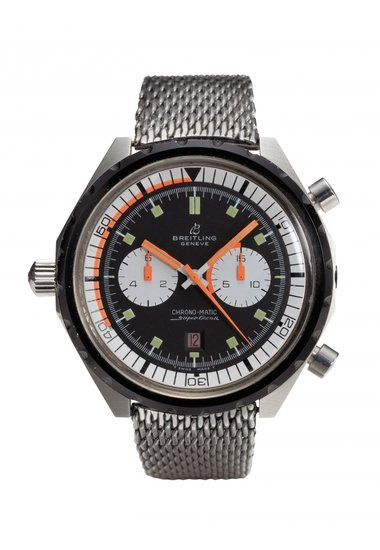 1970 SuperOcean Chrono-Matic