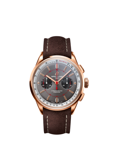 Premier B01 Chronograph 42計時腕錶「Wheels and Waves」限量版 - RB0118A31B1X1