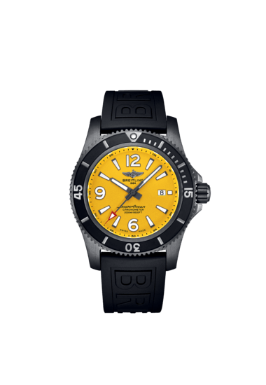 Superocean Automatic 46 Black Steel - M17368D71I1S1