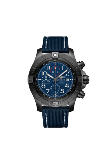 超级复仇者夜间任务计时腕表48(Super Avenger Chronograph 48 Night Mission) - V13375101C1X1