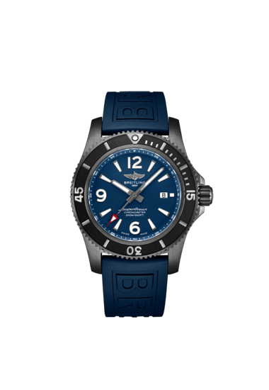 647deeb80f9 SUPEROCEAN AUTOMATIC 46 BLACKSTEEL
