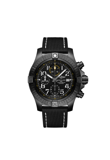 复仇者夜间任务计时腕表45(Avenger Chronograph 45 Night Mission) - V13317101B1X1