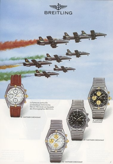 1984 - THE CHRONOMAT
