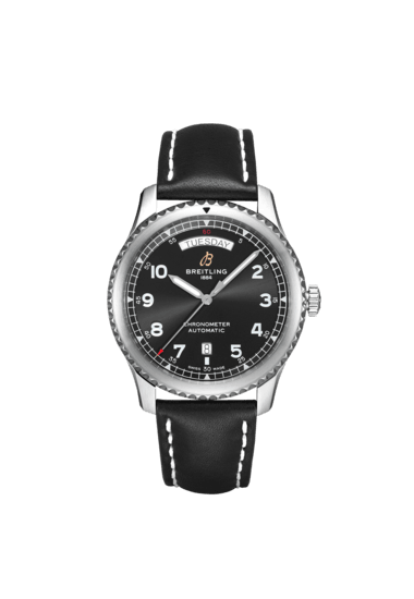 Aviator 8 Automatic Day & Date 41 - A45330101B1X1