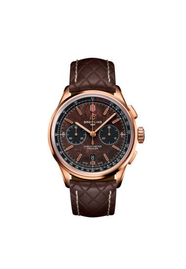 Premier B01 Chronograph 42 Bentley Centenary計時腕錶限量版 - RB01181A1Q1X1