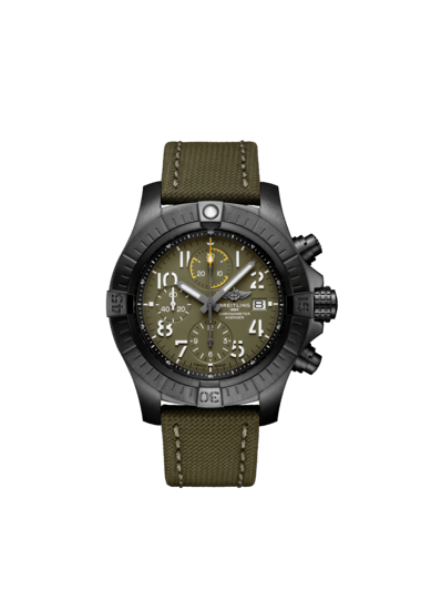 复仇者夜间任务计时腕表45(Avenger Chronograph 45 Night Mission) - V13317101L1X1