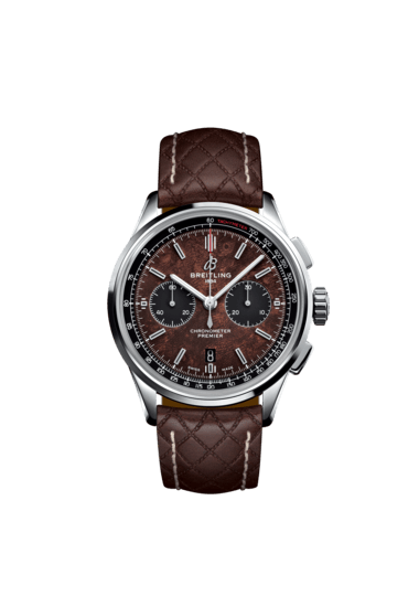 Premier B01 Chronograph 42 Bentley Centenary計時腕錶限量版 - AB01181A1Q1X1
