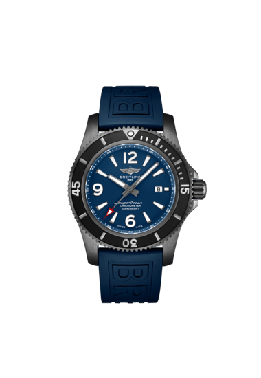 Superocean Automatic 46 Black Steel - M17368D71C1S1