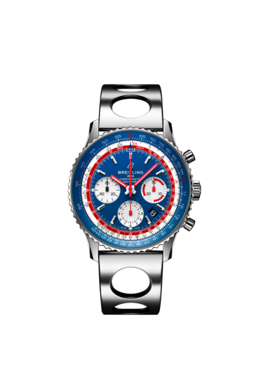 NAVITIMER 1 B01 CHRONOGRAPH 43 AIRLINE EDITION - PAN AM - AB01212B1C1A2