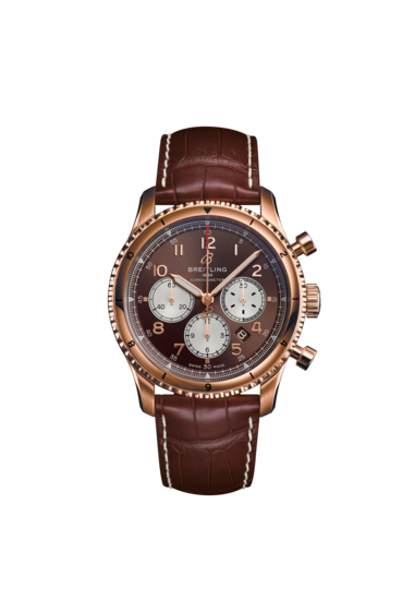 Aviator 8 B01 Chronograph 43 - RB0119131Q1P1